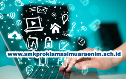 SMK Proklamasi Muara Enim Go Online