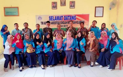Launching Website Resmi SMK Proklamasi Muara Enim