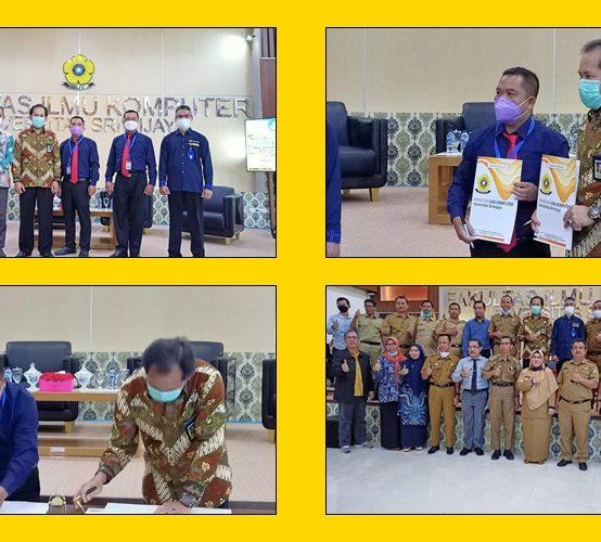 MoA SMK Proklamasi Muara Enim & Universitas Sriwijaya